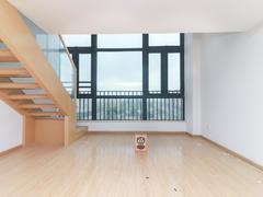 <b class=redBold>奥园峯荟</b> 精装复式公寓通燃气带阳台,急售可谈价