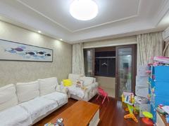 中海8号公馆 2室2厅1厨1卫 89.0m² 精致装修二手房效果图