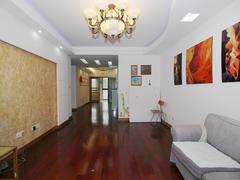 证大家园四期 2室2厅1厨1卫 109.0m² 精致装修二手房效果图