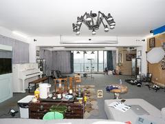 星河丹堤 E6楼 看湖大平面 住家装修 可拎包入住 户型很好二手房效果图