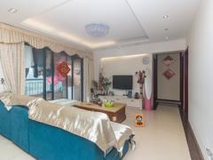 中海康城国际  家私电齐全 通透 景观三房 租房效果图