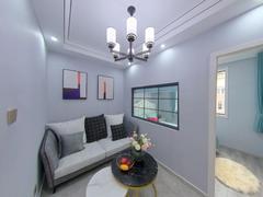 东港二村 3室2厅1厨1卫 74.0m² 精致装修二手房效果图