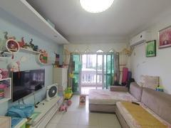 布吉阳光花园 2室2厅1厨1卫 59.2m² 普通装修二手房效果图