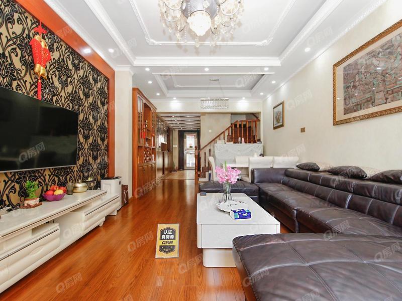 御峰园一期 5室2厅1厨4卫122.63m²精致装修