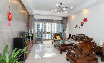 广州星晨时代豪庭客厅照片_星晨时代豪庭 13楼南向园景 装修保养好