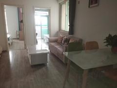 滨湖和园 2室1厅1厨1卫63.7m²精致装修二手房效果图