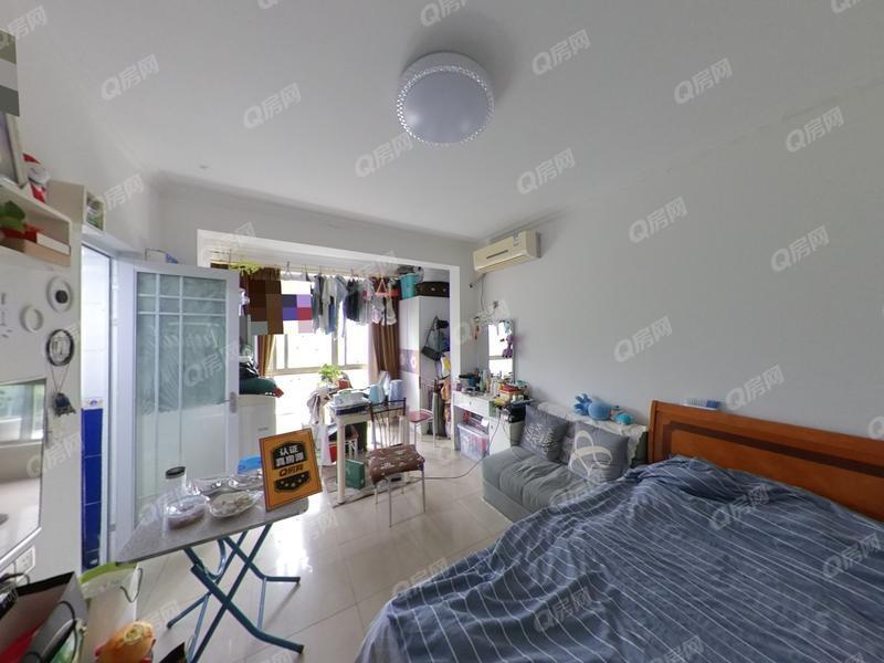 高发公寓 精装一房诚心出售满五年层佳安静看园林