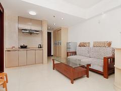 中天国际花园 1室1厅1厨1卫 47.0m² 精致装修二手房效果图