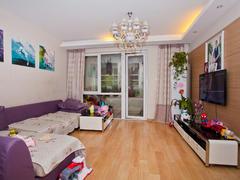万科城市花园一期 3室2厅1厨1卫 89.0m² 整租出租房效果图