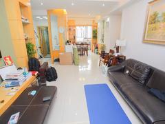 东方城市花园二期 3室2厅1厨2卫 153.0m² 整租租房效果图