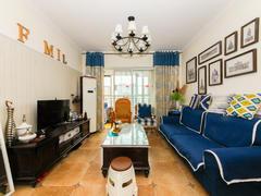 和达中心城 3室2厅1厨1卫 88.28m² 满五年二手房效果图