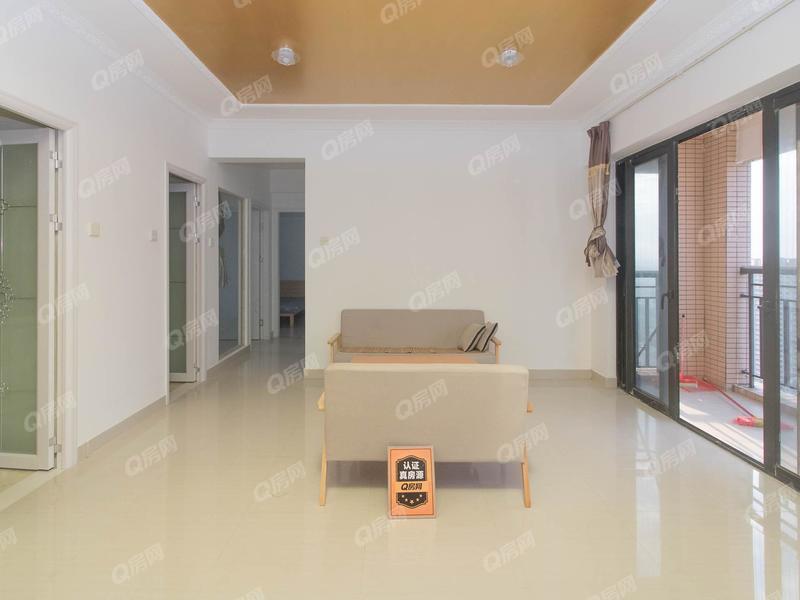 深业东城御园 3室2厅1厨1卫 72.13m² 满五年 税少