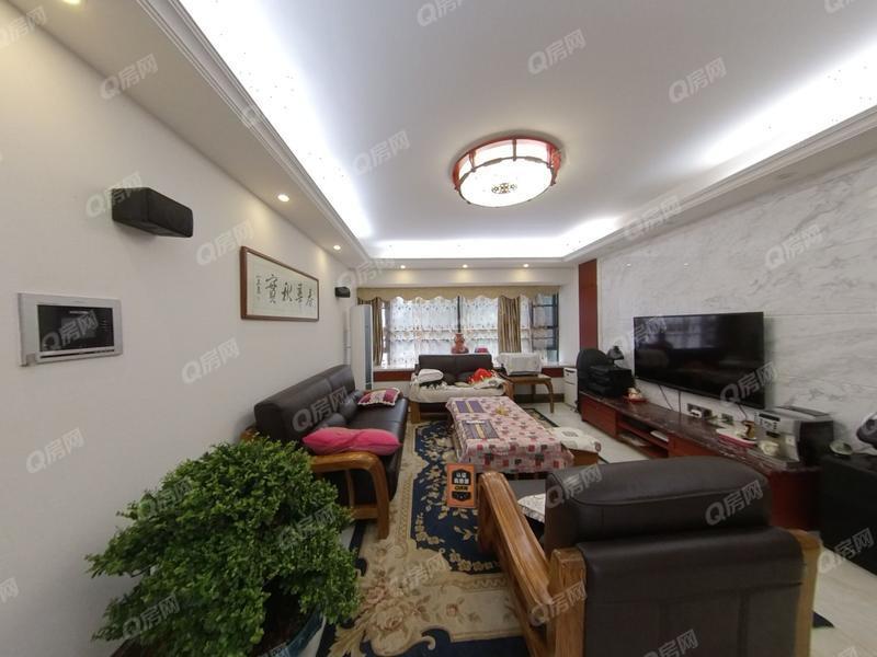 中信红树湾 173平精致3房大宅,中式装修风格,看房提前约