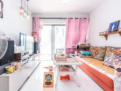 漾日湾畔 2室2厅1厨1卫 70.0m² 整租租房效果图