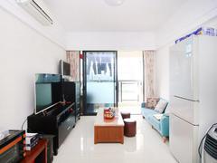 上城摩卡园 3室2厅1厨1卫 70.0m² 精致装修二手房效果图