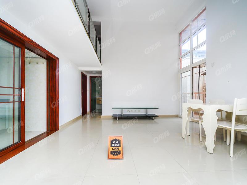五园季节 户型非常漂亮 的复式房,实用率高,结构适合住家