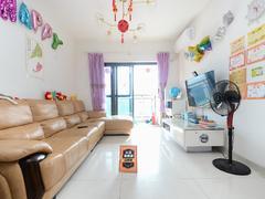 阳基春天里 2室2厅1厨1卫 73.61m² 整租租房效果图