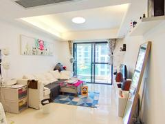 湾厦海境界 2室2厅0厨1卫 74.0m² 精致装修