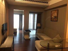 京基滨河时代广场 1室1厅1厨1卫 43.04m² 整租租房效果图