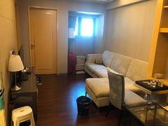 京基滨河时代广场 1室1厅1厨1卫 43.0m² 整租租房效果图