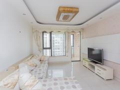 亿城新天地榭雨苑 2室2厅0厨1卫 89.26m² 精致装修二手房效果图