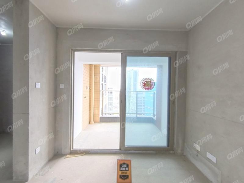 宏发天汇城 4室2厅1厨2卫87.0m²毛坯