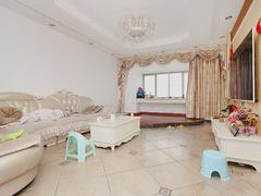 蓬江玉圭园 3室2厅1厨2卫 127.0m² 精致装修二手房效果图