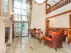圣莫丽斯 洋房,全新欧式装修,拎包入住 安静 可租住家 会所租房效果图