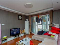 雅戈尔太阳城泊朗峰 3室1厅1厨1卫 87.0m² 精致装修二手房效果图