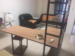 太阳国际公寓 2室1厅1厨1卫 85.0m² 整租租房效果图
