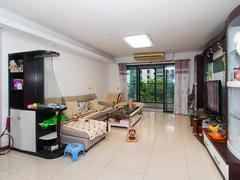 华业玫瑰郡 3室2厅1厨2卫139.0m²精致装修二手房效果图