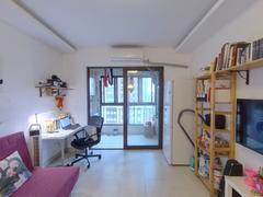 中海8号公馆 2室2厅1厨1卫 81.0m² 精致装修二手房效果图
