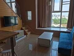 积家小区 1室1厅1厨2卫 40.06m² 整租租房效果图