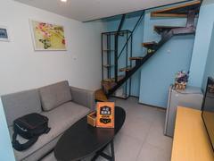 怡泰大厦 精装复式公寓二手房效果图