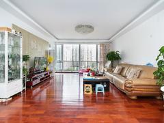 上城世家 低市价100万三期精致五房 带大露台南北通透看花园