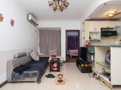 金色都汇 1室1厅1厨1卫 45.0m² 整租租房效果图