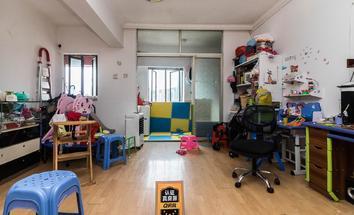 深圳天粹客厅照片_天粹 深中+翠北小学未用 两房做三房