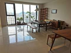 六合天寓 3室2厅1厨2卫 143.57m² 整租租房效果图
