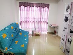 龙光城南区一期一组团 1室1厅1厨1卫 拎包即住 业主租房效果图