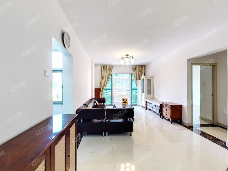 中润百分百公寓 3室2厅1厨2卫100.38m²满五年