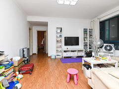 多蓝水岸 2室2厅1厨1卫 104.54m² 精致装修二手房效果图