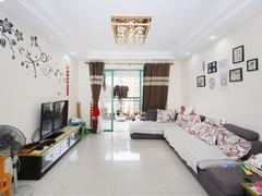 凤山水岸花园 3室2厅1厨2卫 109.0m² 精致装修二手房效果图