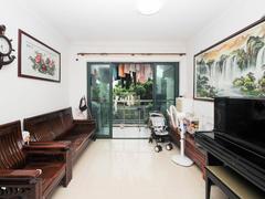 金碧世纪花园 3室2厅1厨1卫 85.6m² 整租租房效果图