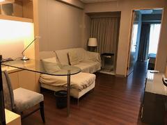 京基滨河时代广场 钥匙看房 高层无遮挡 南向望海 全齐拎包入住租房效果图